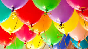 30 helium balloons for Pune, Dehradun, Mumbai Chandigarh and Jalandhar only