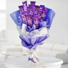 20 Cadburys Dairy Milk Chocolate Bouquet