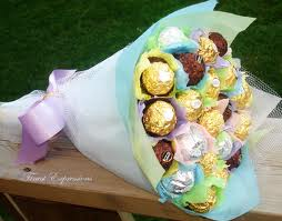 chocolate-bouquet