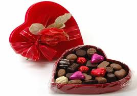 Heart Shaped Chhocolate box