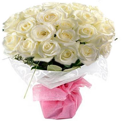 Funeral flowers for condolences sympathy wreaths white roses 24 roses in a bouquet mightylinksfo