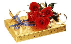 Cadburys Celebration With 6 Red Roses