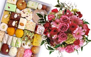 1/2 kg Mithai and Bunch of Assorted 