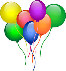 12 Air Blown Balloons All India Delivery