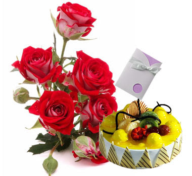 Online Cake And Flower Delivery In Trivandrum