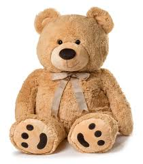 3 feet teddy bear